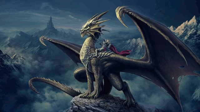 Watch Dragon Rider GIF on Gfycat. Discover more related GIFs on Gfycat