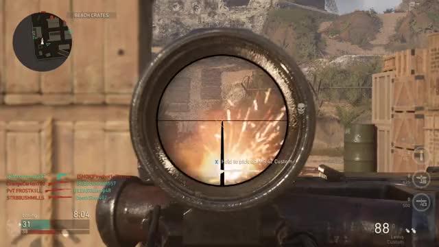 Watch CoD WW2 Push rampage GIF by @redmistknight on Gfycat. Discover more Call Of Duty, Funny, push dagger, rampage, wanderlust GIFs on Gfycat