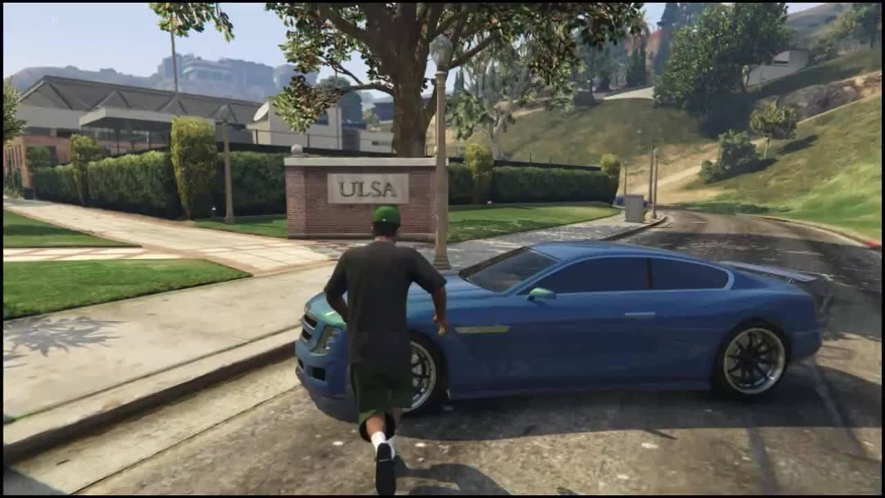gtagifs, Lamar Visits USLA-GTA V (reddit) GIFs