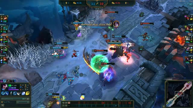 Watch and share Zyra Penta With Cameraman GIFs on Gfycat