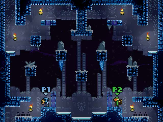 Watch and share TOWERFALL: ASCENSION GIFs on Gfycat