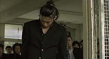 Watch and share Crows Zero GIFs and Oguri Shun GIFs on Gfycat
