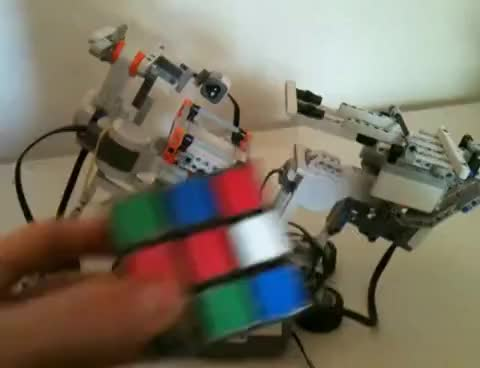 Watch and share Automatic Rubik's Cube Solver GIFs on Gfycat
