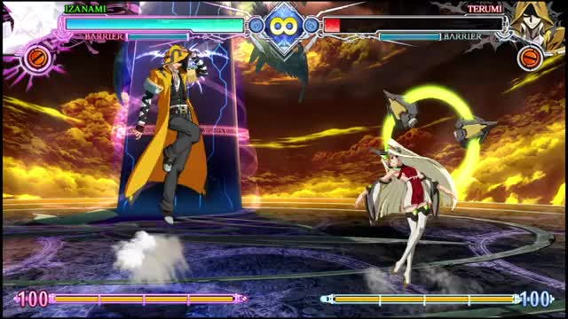 Watch and share BlazBlue Central Fiction 20181214013503 GIFs on Gfycat