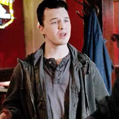Watch and share 1k * Gif* Shameless Shameless US Mickey Milkovich Shamelessedit GIFs on Gfycat