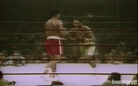 Watch and share Muhammed Ali Clay GIFs and Joe Frazier GIFs on Gfycat