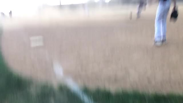 Watch and share Extreme Winds On A Baseball Field GIFs on Gfycat