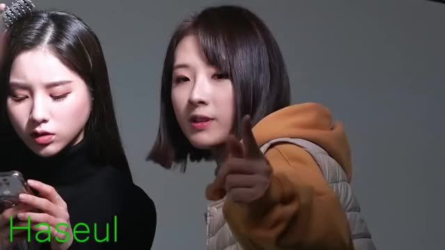 Watch and share Haseul GIFs and Loona GIFs by Hassuri  on Gfycat