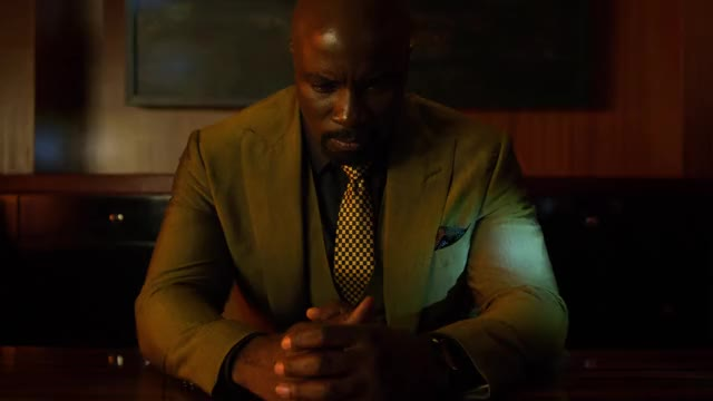 Watch and share Mike Colter GIFs and Luke Cage GIFs on Gfycat