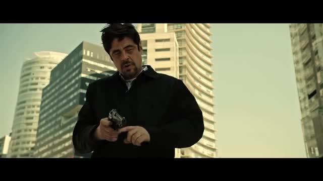 Watch SICARIO: DAY OF THE SOLDADO - Official Teaser Trailer (HD) GIF on Gfycat. Discover more Sicario, benicio del toro, cartel, sicarioneverdies, soldado, soldadomovie, trailer GIFs on Gfycat