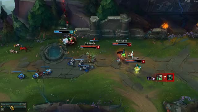 Watch and share League Of Legends GIFs and Lol GIFs by Zuzzok on Gfycat