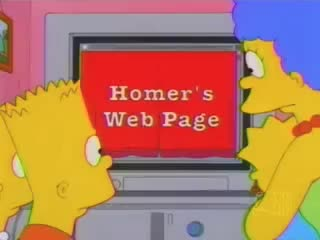 Watch and share Homer's Website GIFs on Gfycat