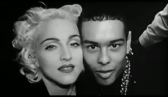 madonna, Madonna   Vogue Truth or Dare Blu ray GIFs