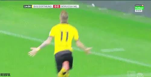 Watch and share Borussia Dortmund GIFs and Bundesliga GIFs on Gfycat