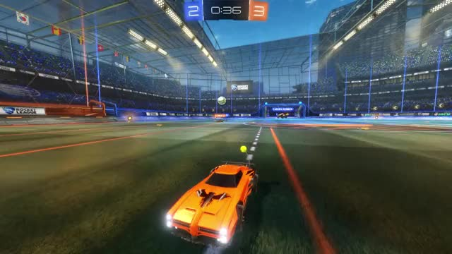 Watch and share Rocket League GIFs by Commanderp on Gfycat