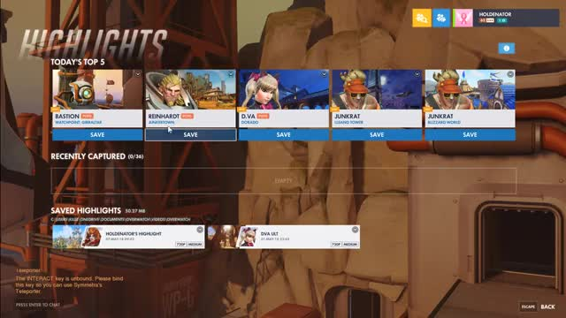 Watch 2018-07-15 17-17-23 GIF on Gfycat. Discover more overwatch, potg GIFs on Gfycat