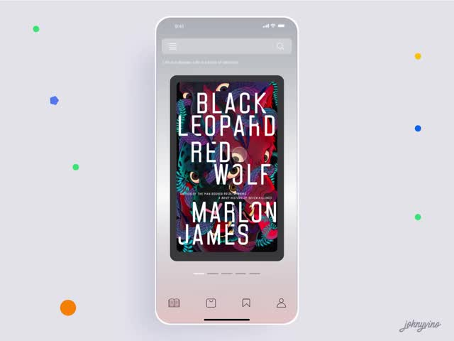 Watch and share Bookmark - 3 Colors GIFs on Gfycat