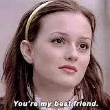 Watch and share Leighton Meester GIFs and Blair Waldorf GIFs on Gfycat