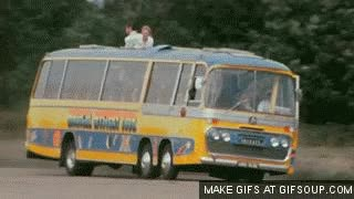 Watch and share Bus GIFs on Gfycat