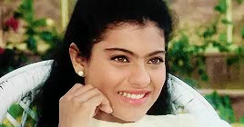 Watch and share She's Adorable GIFs and Kajol Devgan GIFs on Gfycat