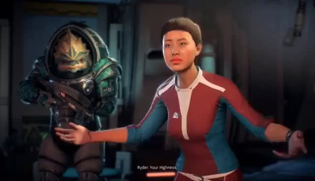 Watch and share Mass Effect: Andromeda #3 GIFs on Gfycat