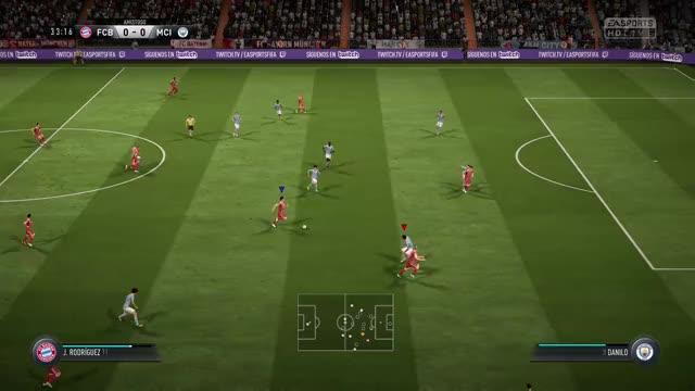 Watch this GIF by Xbox DVR (@xboxdvr) on Gfycat. Discover more FIFA18Demo, TheDanielf, xbox, xbox dvr, xbox one GIFs on Gfycat