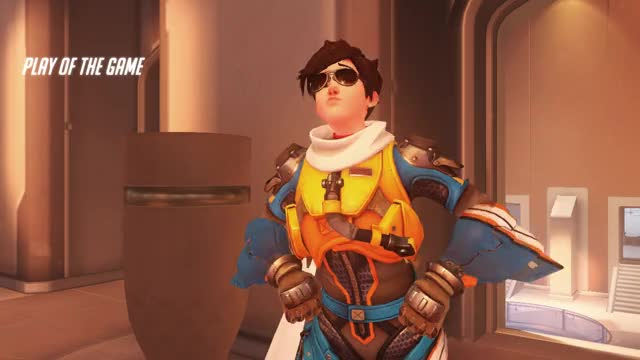 Watch and share Overwatch GIFs and Tracer GIFs by Zoey Lawler on Gfycat