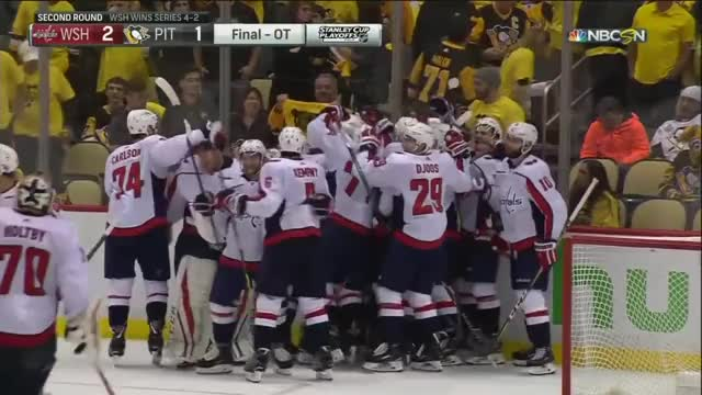 Watch and share Washington Capitals GIFs and Ice Hockey GIFs on Gfycat