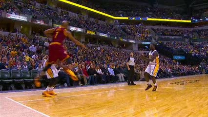 Watch and share Paul George, Indiana Pacers GIFs by Off-Hand on Gfycat