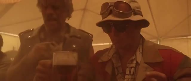 Watch Fear and Loathing in Las Vegas, Race Clip, balk GIF on Gfycat. Discover more related GIFs on Gfycat