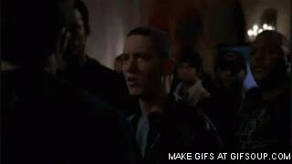 Watch and share Eminem On Entourage GIFs on Gfycat