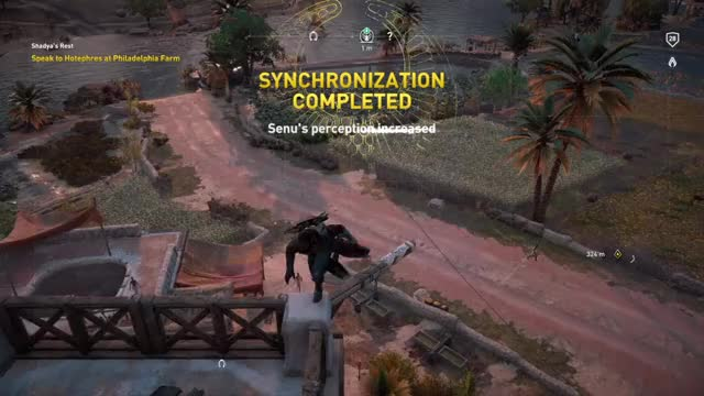 Watch and share Assassin's Creed® Origins 20180113114042 GIFs on Gfycat
