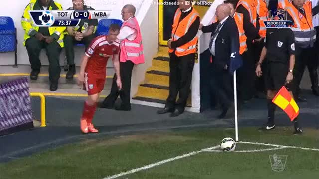 Watch and share Morrison's Goal Against WBA GIFs on Gfycat