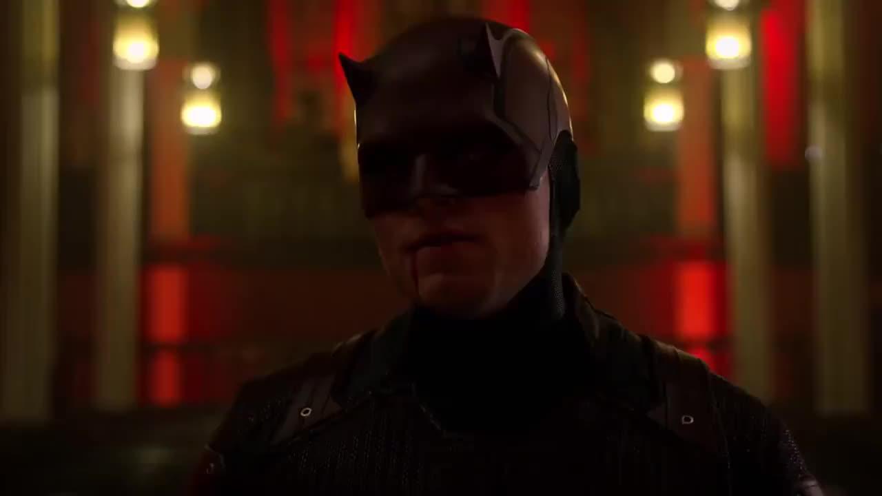 Bullseye, Church, Daredevil, Dex, Fight, Matt Murdock, NETFLIX, Part 1, Season 3, The Flash TV, bullseye, charlie cox, church, daredevil, dex, fight, matt murdock, netflix, part 1, season 3, the flash tv, Daredevil 3x10 - Daredevil vs Bullseye CHURCH FIGHT | Part 1 GIFs