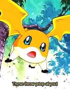 204, digimon, digimon adventure 02, patamon, patamon 02, Digimon // aaaa GIFs