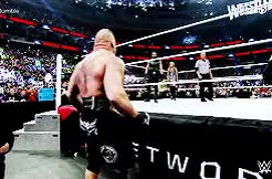 Watch and share Brock Lesnar GIFs and Sombrocko GIFs on Gfycat