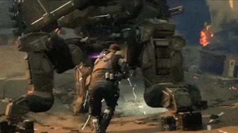 Watch This could have easily been a Titanfall trailer, #NoShame Activision. GIF on Gfycat. Discover more related GIFs on Gfycat