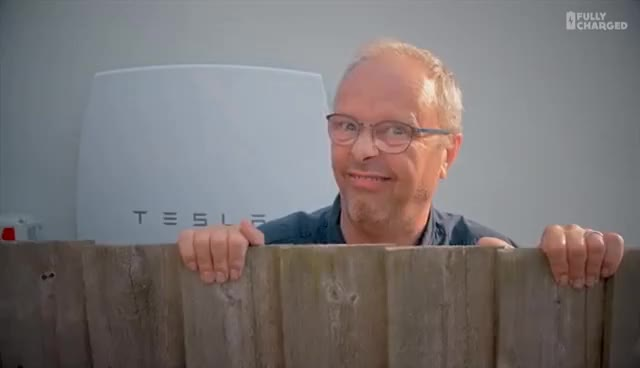 Watch and share Tesla Powerwall | Fully Charged GIFs on Gfycat
