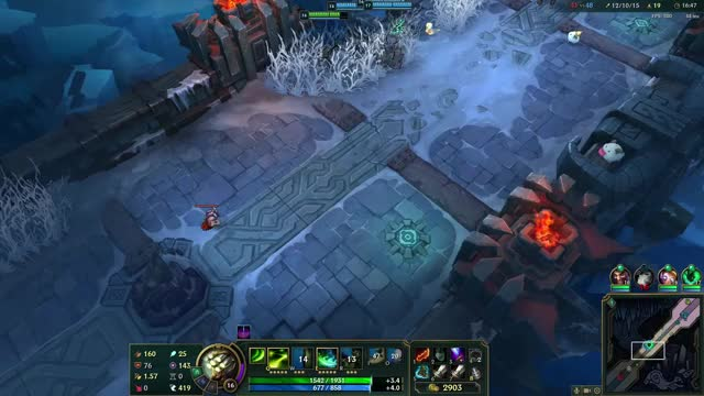 Watch and share Vayne GIFs by afk1337 on Gfycat