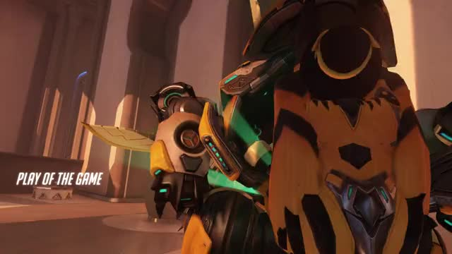 Watch and share Overwatch GIFs and Highlight GIFs by nazmazh on Gfycat