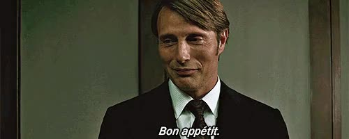 Watch Cannibalism-1 GIF on Gfycat. Discover more mads mikkelsen GIFs on Gfycat