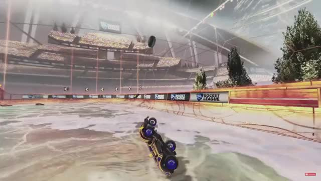 Watch and share Rocket League GIFs and Snow Day GIFs by RHL Hockey League on Gfycat