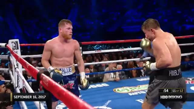 Watch Classic Fight: Canelo vs. Golovkin 1 GIF on Gfycat. Discover more PPV, canelo, ggg, hbo, middleweight, pay-per-view, rematch GIFs on Gfycat