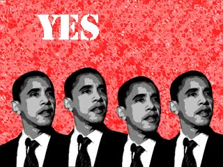 Watch and share Dea Edefd Ca Obama Yes We Can Glitter Obama Yes We Can GIFs on Gfycat