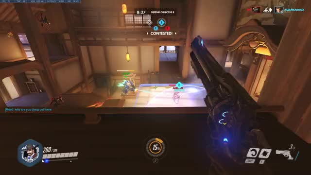 Watch and share Overwatch 2018.03.27 - 19.29.40.02.DVR GIFs by tommygunyeah on Gfycat