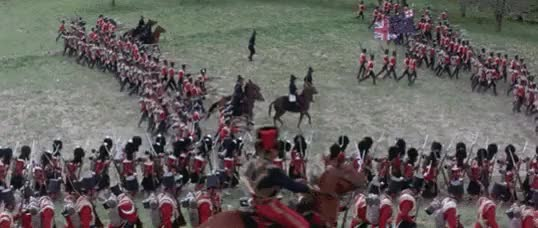 Watch British Army Formations At Alma GIF by @nurdbot on Gfycat. Discover more 19th century, Crimean War, Victorian GIFs on Gfycat