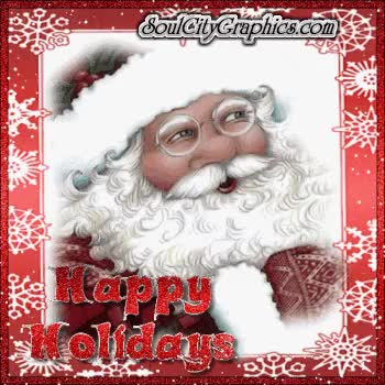 Watch and share Black Santa Claus GIFs on Gfycat