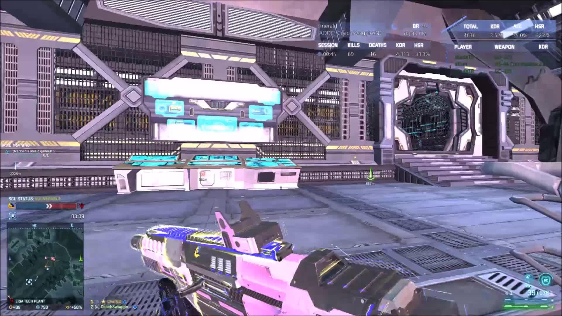 emeraldps2, Nerf heavy shield (reddit) GIFs