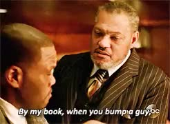 Watch and share Laurence Fishburne GIFs and Anthony Anderson GIFs on Gfycat