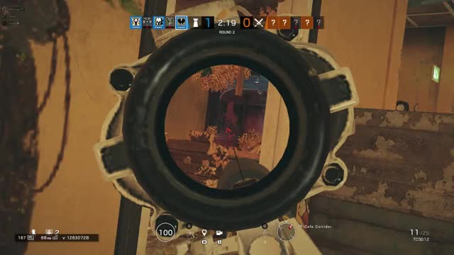 Watch and share Rainbow6 GIFs and Siege GIFs by vorttex on Gfycat